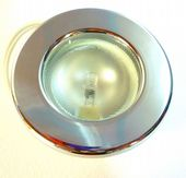 PINTO Recessed silver Light